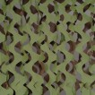 """Сеть маскировочная """"Экон"""" ЭС-6 2,4х6м. (зелёный.коричневый)"""