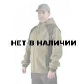 Флисовая мужская куртка Gerkon King цвет Хаки