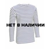 Тельняшка Морская х/б Boevoy Т650 синяя