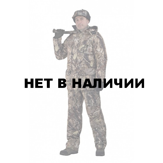 """Костюм мужской """"Nordwig Buran"""" демисезонный, камуфляж т.Алова """"Осенний лес"""""""