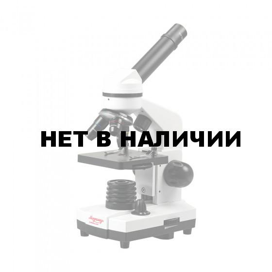Микроскоп Микромед Атом 40x-800x в кейсе