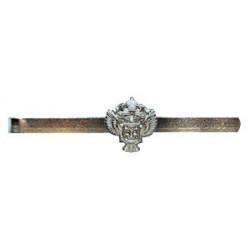 Зажим для галстука Роспотребнадзор мужской металл