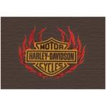 Флаг HARLEY DAVIDSON MOTOR