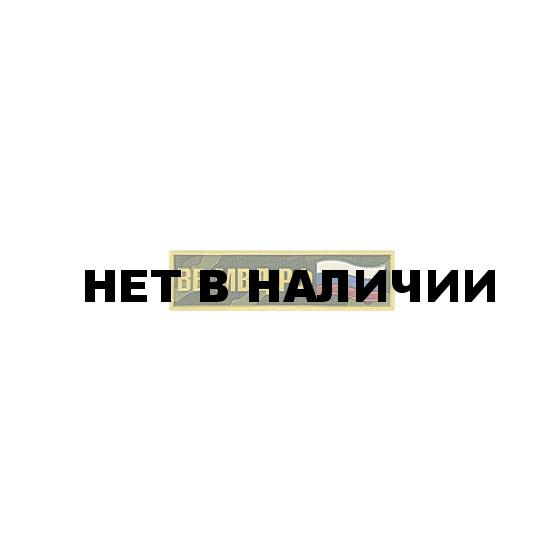 Нашивка на грудь ВВ МВД РФ пластик