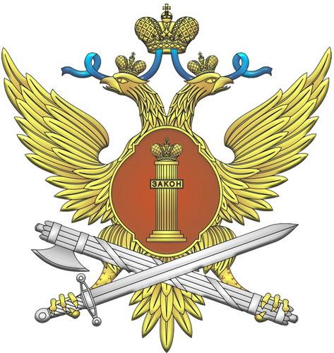 Основные нашивки ФСИН России