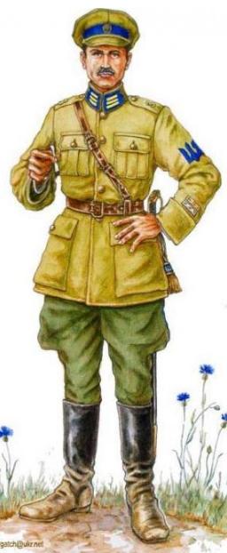 Униформа Украинской Народной Республики