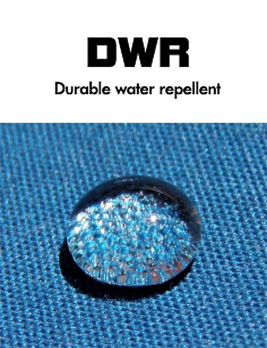 Водоотталкивающая пропитка - DWR (Durable Water Repellent)