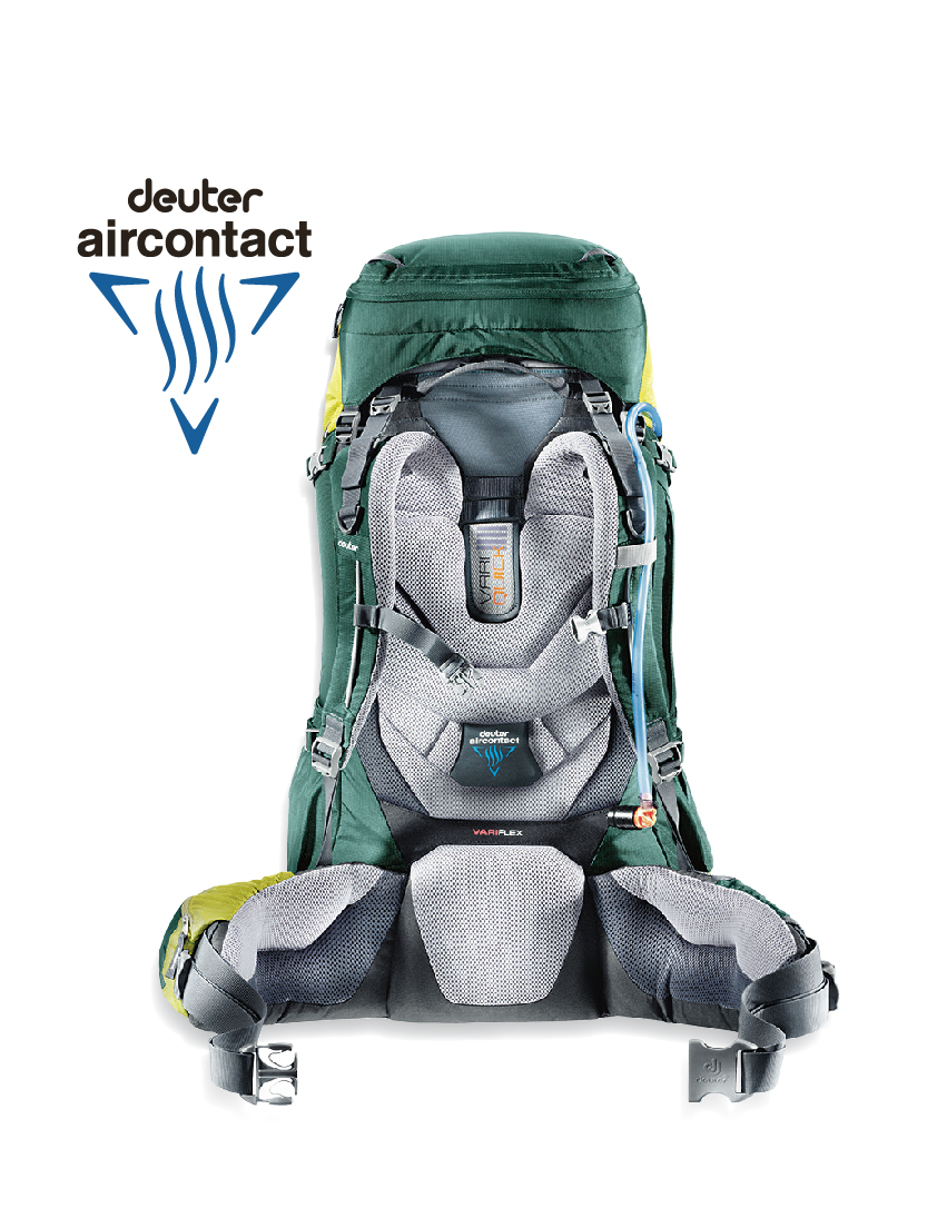 Система Deuter Aircontact