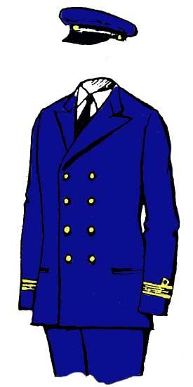 Униформа военно-морского флота Дании