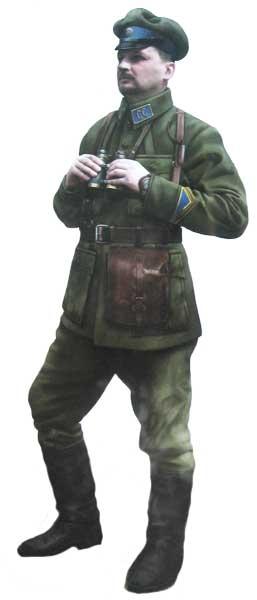 Униформа Стрельцов Коновальца 1917-1919 годов