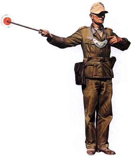 Униформа полиции Германии во Вторую мировую