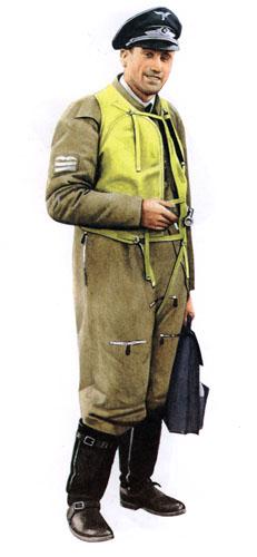 Униформа Люфтваффе во Вторую мировую