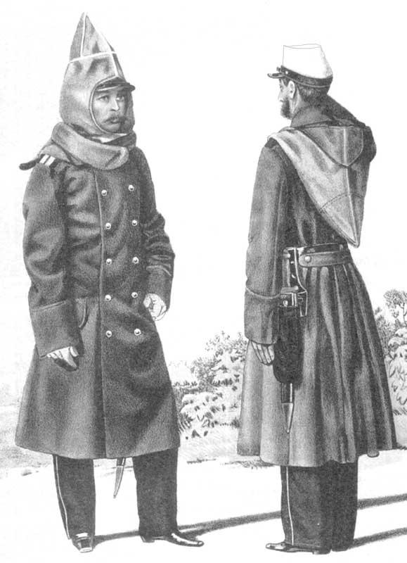 Униформа армейских гусар 1855-1882 годов