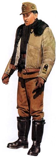 Униформа ВВС Венгрии Второй мировой
