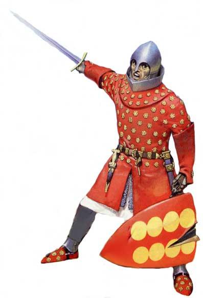 Испанские рыцари 1050-1492 гг.