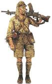 Униформа японской императорской армии 1937-1945