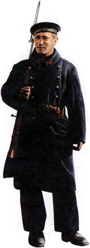 Униформа ВМС Румынии во Вторую мировую