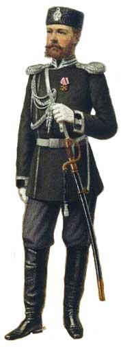 Униформа Корпуса военных топографов