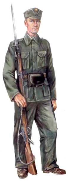 Униформа Легиона Украинских Сечевых Стрельцов 1914-18 гг.