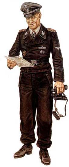 Униформа 10-й танковой дивизии СС