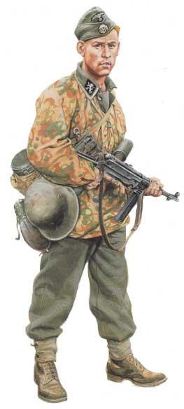 Униформа 14-й ваффен-гренадерской дивизии СС «Галиция»