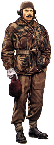 Форма десантных войск Великобритании Второй мировой