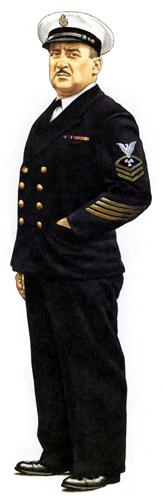 Униформа ВМС США во Второй мировой