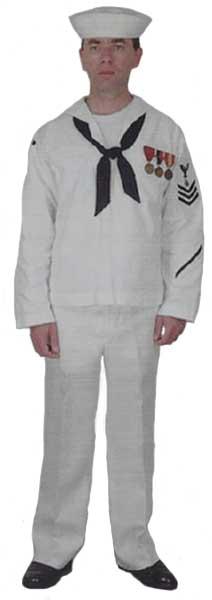 Униформа флота США 1960-х годов