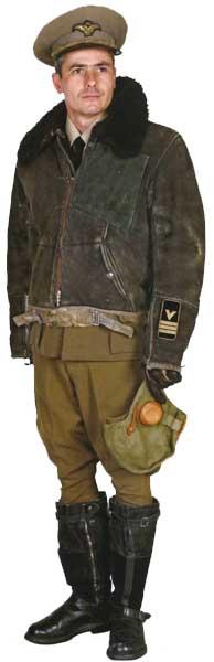 Униформа ВВС венгерской королевской армии 1938-1945 годов