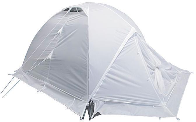 Белый тент MARK 95A для10T white, 420x220x135, 7520.0009