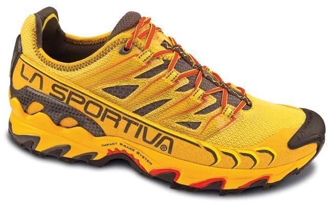 Кроссовки для длительного бега по пересеченной местности La Sportiva Ultra Raptor Yellow