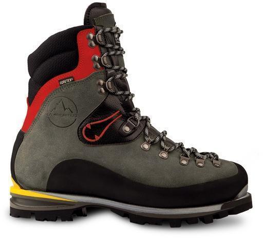 Ботинки для классического альпинизма и горного туризма La Sportiva Karakorum Evo GTX Antracite / Red