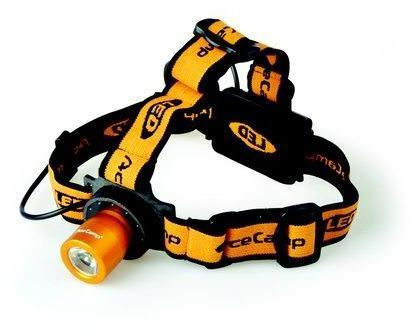 Купить Фонарь налобный 1 Вт с маяком на затылке AceCamp 1W LED Headlamp with Back Light 1019