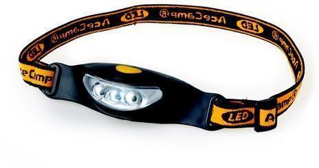 Фонарик налобный малый AceCamp Mini LED Headlamp 1016
