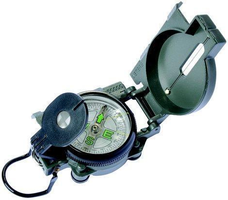 Армейский компас с металлическим корпусом AceCamp Military Compass 3103, Компасы - арт. 276700386