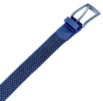 Ремень эластичный, мужской, чёрный AceCamp Flexi Belt - Men's Black 5116