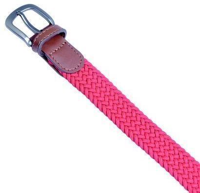Ремень эластичный, женский, красный AceCamp Flexi Belt - Women's Red 5105