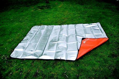 Покрывало экстренное, многофункциональное AceCamp Multi Purpose Emergency Blanket 3802