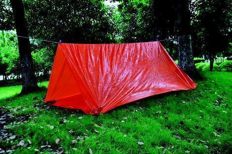 Палатка экстренная, туба AceCamp Tube Tent 3951