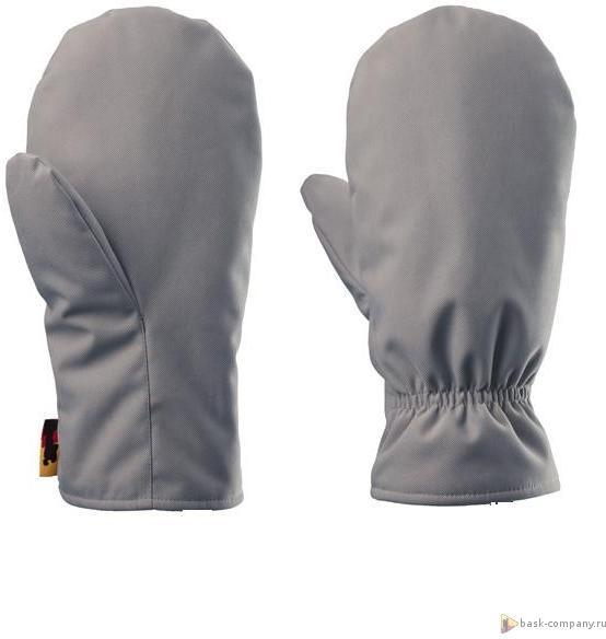 Утепленные рукавицы-варежки Баск TH KEITH V2 СЕРЫЙ ТМН L СЕРЫЙ Т