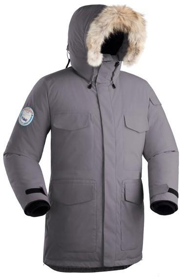 Мужская пуховая куртка-парка Баск TAIMYR Limit Edition, Зимние куртки - арт. 165010333