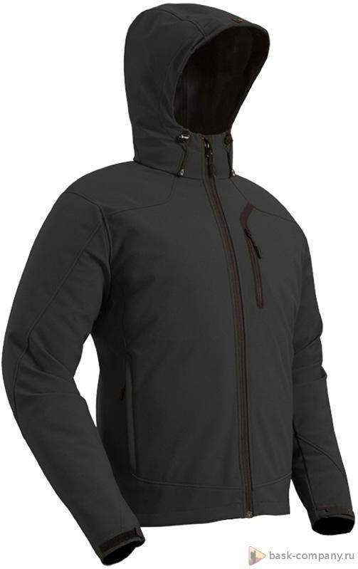 Купить Куртка Баск TORNADO TECHNORESIST ЧЕРНЫЙ S, Компания БАСК