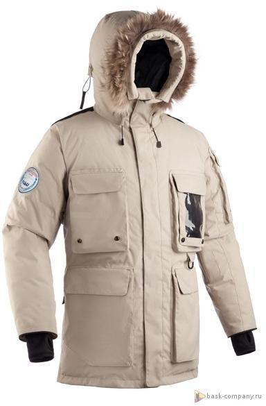Мужская пуховая куртка парка Баск YAMAL, Зимние куртки - арт. 165110333