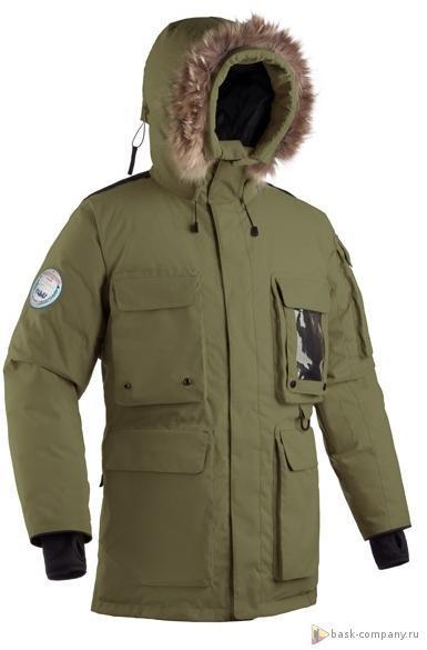 Мужская пуховая куртка парка Баск YAMAL, Зимние куртки - арт. 165150333