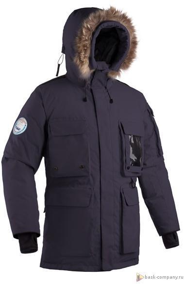 Мужская пуховая куртка парка Баск YAMAL, Зимние куртки - арт. 165140333