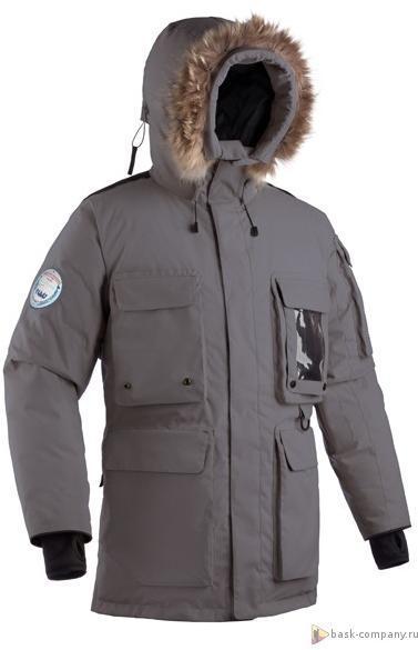 Мужская пуховая куртка парка Баск YAMAL, Зимние куртки - арт. 165130333