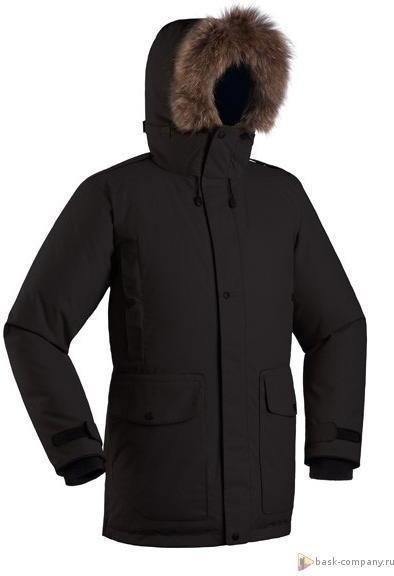 Мужская пуховая куртка-парка Баск PUTORANA HARD, Зимние куртки - арт. 164820333