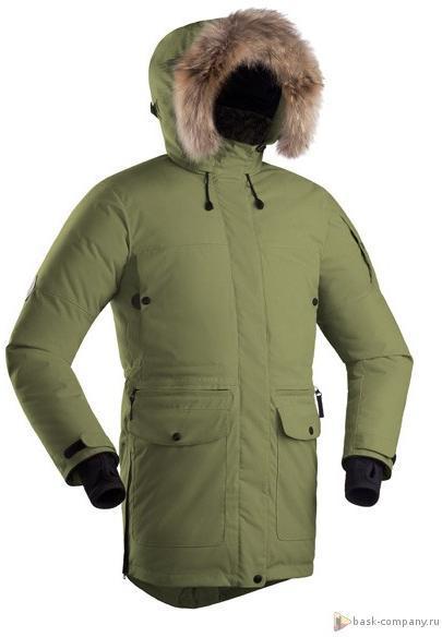 Женская пуховая куртка-парка Баск IREMEL L, Зимние куртки - арт. 164580333