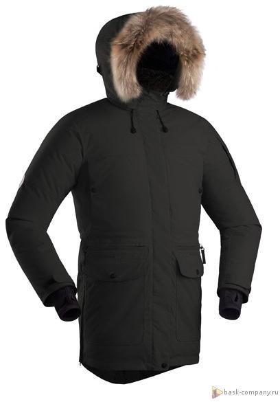 Женская пуховая куртка-парка Баск IREMEL ЧЕРНЫЙ L L, Зимние куртки - арт. 164590333