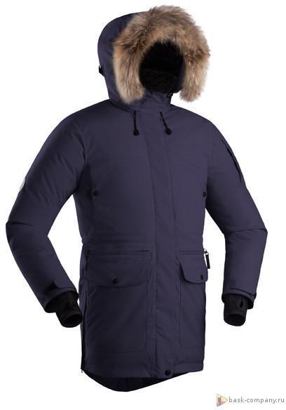 Женская пуховая куртка-парка Баск IREMEL СИНИЙ ТМН L L, Зимние куртки - арт. 164570333